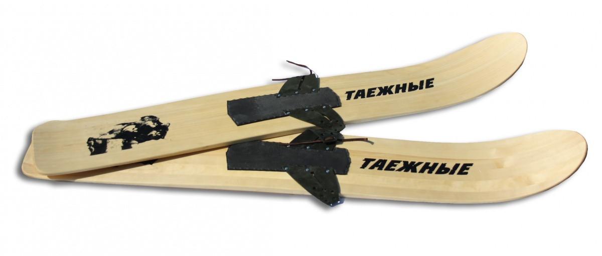 "Лыжи ""Таежные"" 125 см"