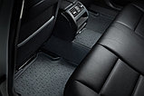 Резиновые коврики с высоким бортом для Renault Logan II 2014-2021, фото 4