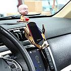 Держатель для телефона в машину с беспроводной зарядкой R1, фото 2