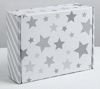 Складная коробка «Звёздные радости», 27 ? 9 ? 21 см 3923045