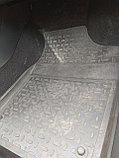 Резиновые коврики с высоким бортом для Skoda Rapid 2012-2021, фото 3