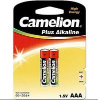 Батарейки Сamelion LR 03 ААА Alkaline 2 шт