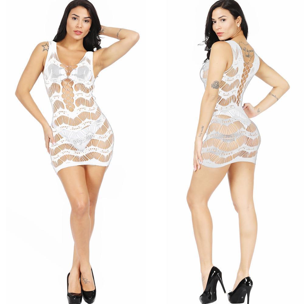 Мини - платье.