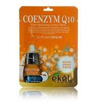 Маска тканевая Ekel Coenzym Q10 для лица 25 мл №70101