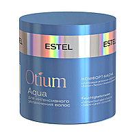 Маска-Комфорт OTIUM AQUA для интенсивного увлажнения волос 300 мл №46617
