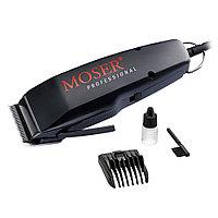 Машинка для стрижки волос MOSER Professional 1400-0087 (черная) №11828