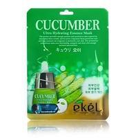 Маска тканевая Ekel Cucumber для лица 25 мл №38778