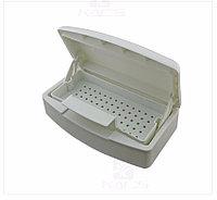 Контейнер для дезинфекции и ПСО пластик. №14236