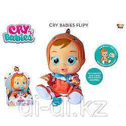 Интерактивная игрушка IMC Toys CRYBABIES Плачущий младенец Flipy