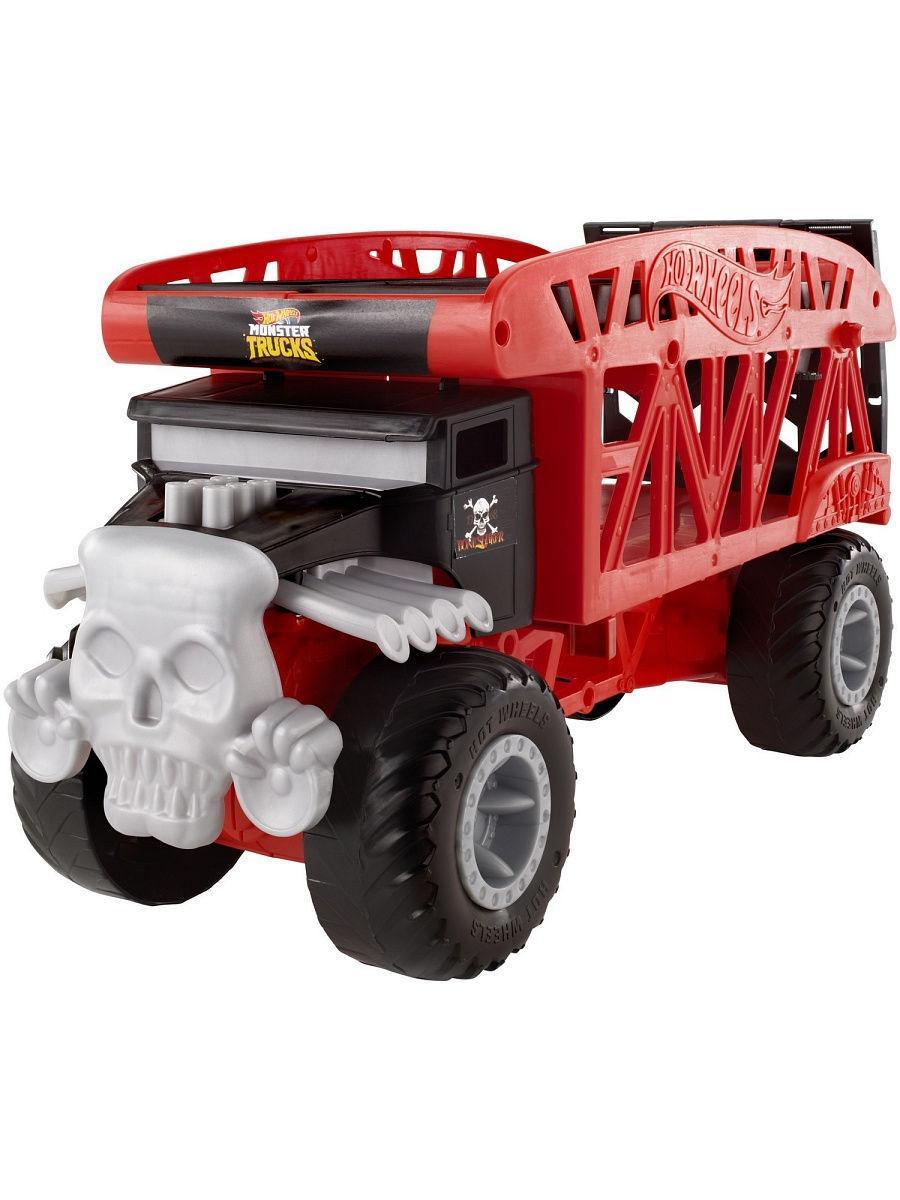 Машинка Hot Wheels Monster Trucks Монстр Мувер FYK13 - фото 2