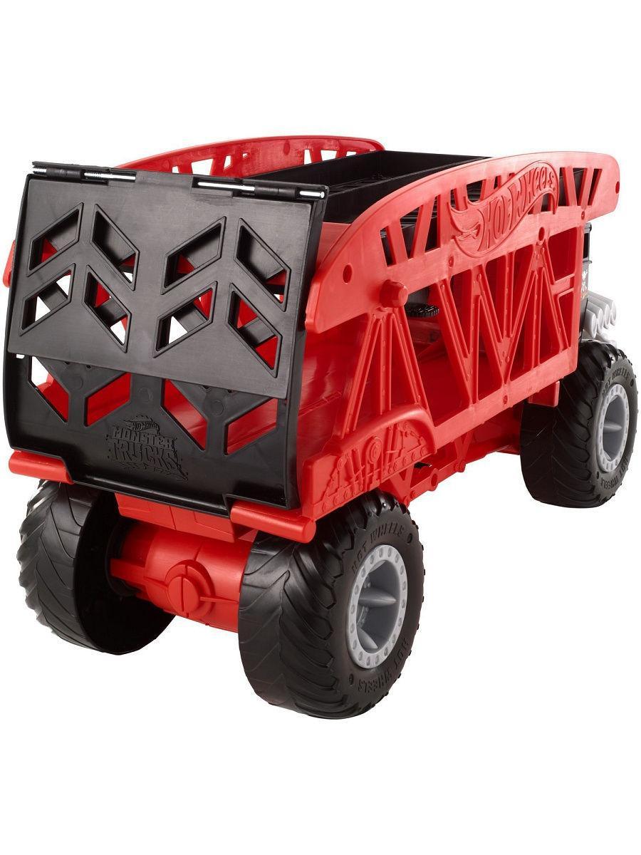 Машинка Hot Wheels Monster Trucks Монстр Мувер FYK13 - фото 3