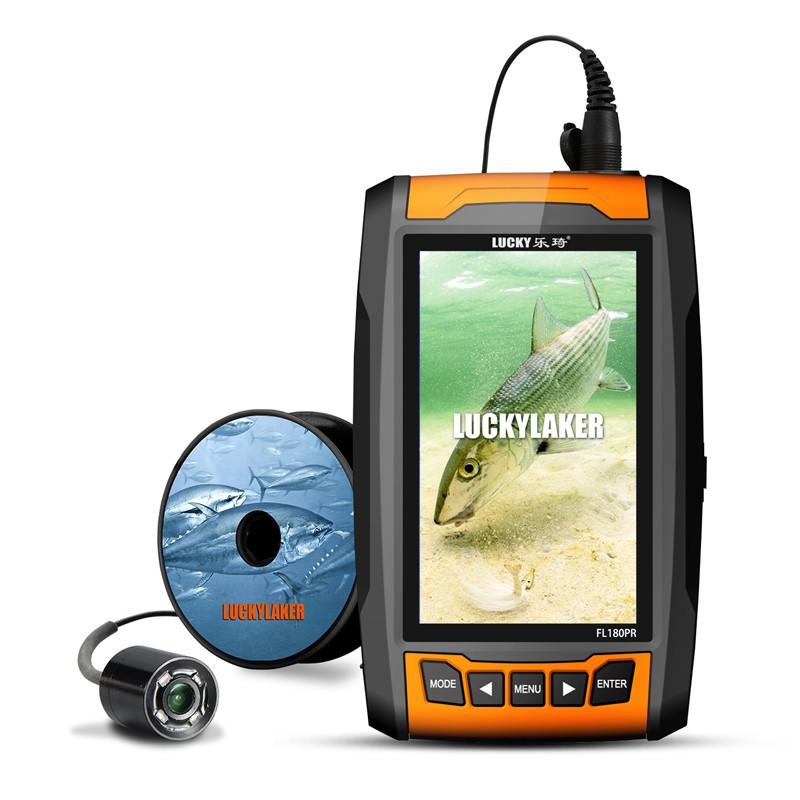 Эхолот для рыбалки Lucky FL180PR