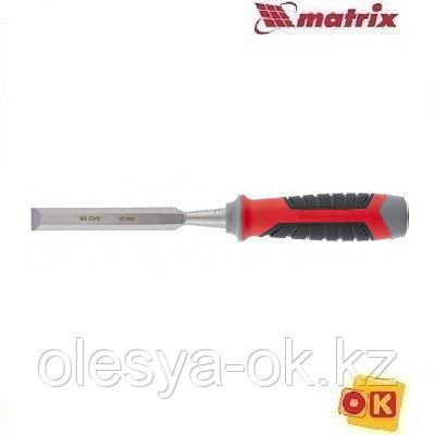 Долото-стамеска, 12 мм, 60 CrV. MATRIX