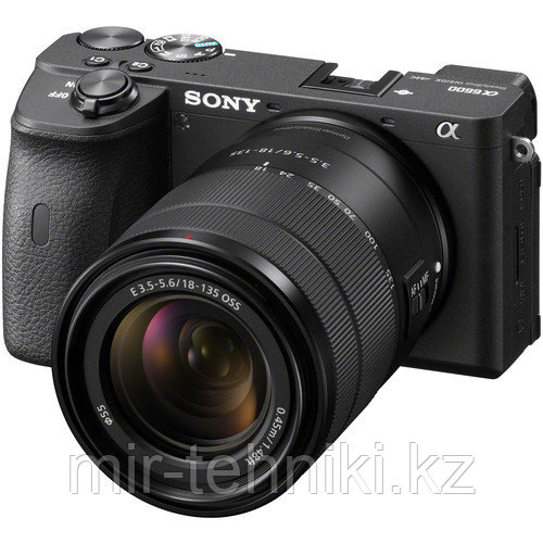 Фотоаппарат Sony Alpha A6600 kit 18-135mm f/3.5-5.6 OSS гарантия 2 года