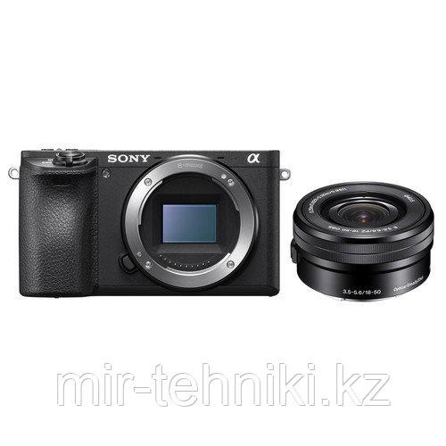 Фотоаппарат Sony Alpha A6600 kit 16-50mm f/3.5-5.6 OSS гарантия 2 года