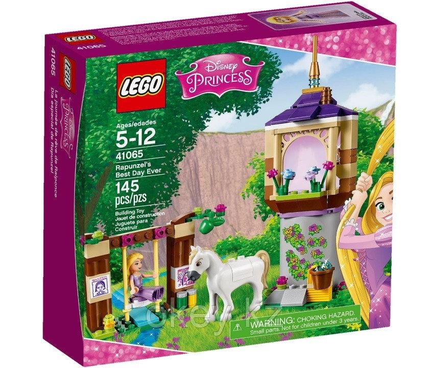 LEGO Disney Princess: Лучший день Рапунцель 41065