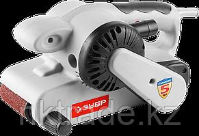 Машина ЗЛШМ-76-950 ЗУБР ленточная шлифовальная, лента 76x533мм, скорость ленты 360м/мин, 950 Вт