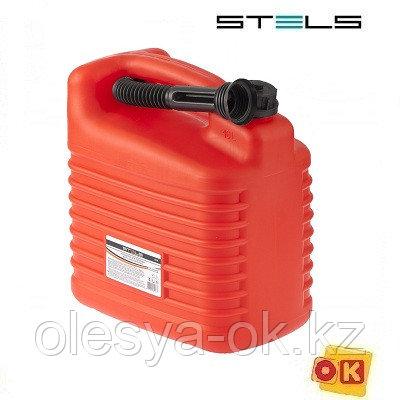 Канистра для топлива 10 л. STELS Россия 53122
