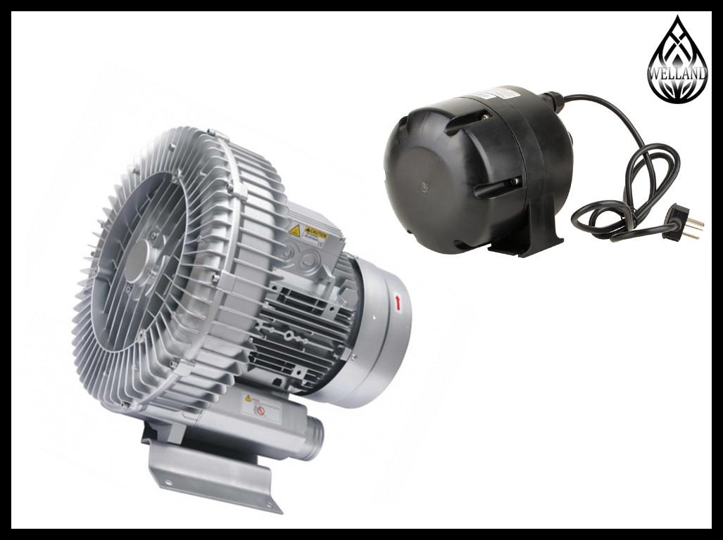 Воздушные компрессоры для системы аэромассажа