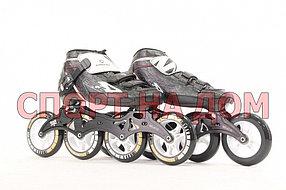 Спортивные роликовые коньки для спидскейта Inline Patins (37,38,39,40 размеры)