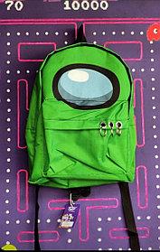 Рюкзак Among Us (Зелёный)