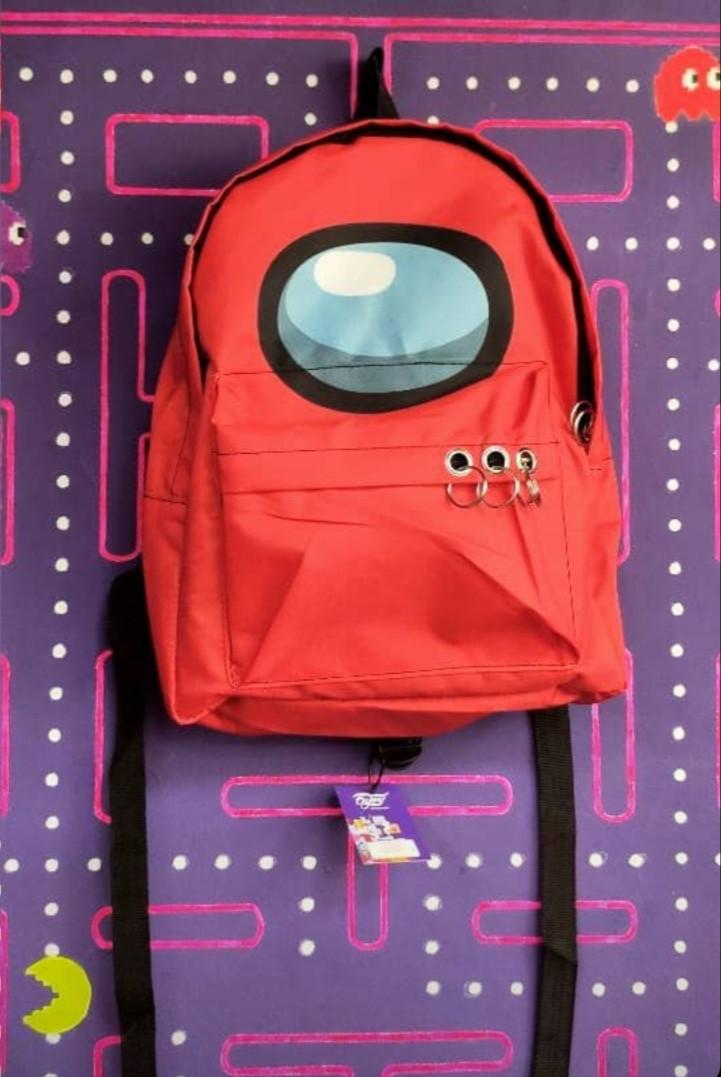 Рюкзак Among Us (Красный)