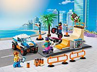 LEGO возраст 5+: Скейт-парк CITY 60290