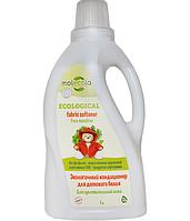 Кондиционер для детского белья для чувствительной кожи, экологический, 1000мл