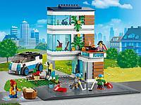 LEGO возраст 5+: Современный дом для семьи CITY 60291