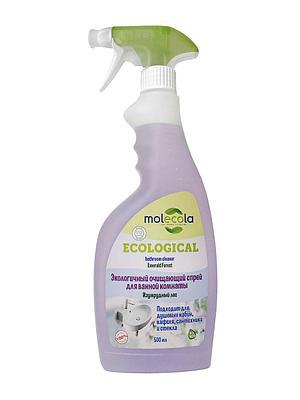 """Очищающий спрей для ванной комнаты, """"Изумрудный лес"""", экологичный , 500мл"""