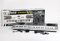 Детский большой синтезатор MQ-5402 с микрофоном