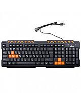 Клавиатура проводная RITMIX RKB-151 Black