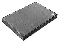 "Внешний HDD Seagate 1Tb Backup Plus Slim STHN1000405 USB3.0 2.5""  серый"