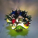 Светильник. Ваза с цветами.   Creativ 078, фото 5
