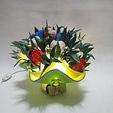 Светильник. Ваза с цветами.   Creativ 078, фото 2