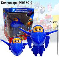 """Трансформер игрушечный из серии """"Супер крылья"""" (Super Wings) Джером 9 см"""