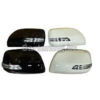 Крышки боковых зеркал с повторителем на Toyota Land Cruiser 200 2008-2011гг.