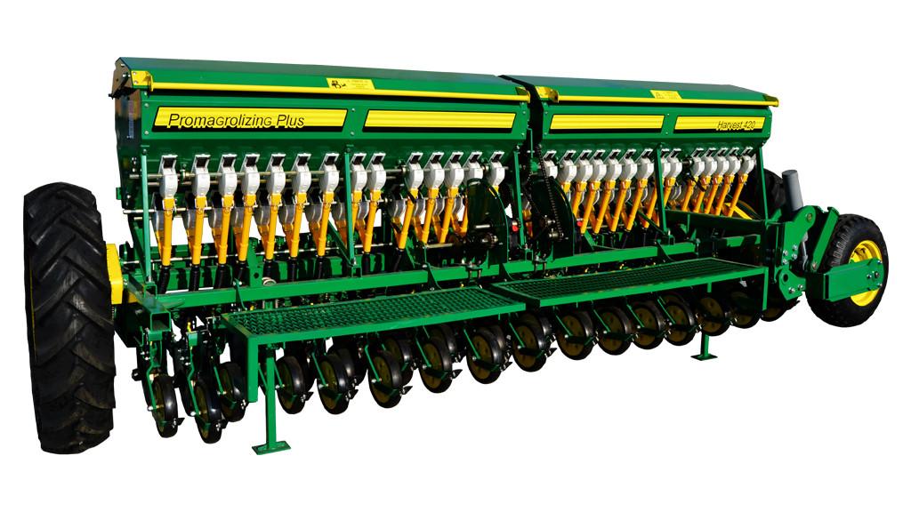 Сеялка зерновая HARVEST 420 (вариаторная)