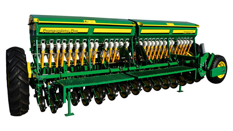Сеялка зерновая HARVEST 420 (вариаторная), фото 2
