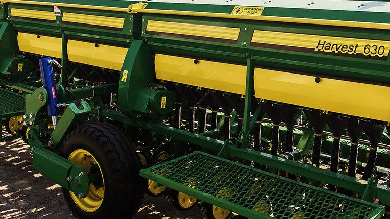 Сеялка зерновая HARVEST 600  от завода производителя ( ХАРВЕСТ УКРАИНА ОРИГИНАЛ), фото 2