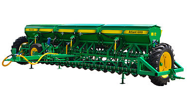 Сеялка зерновая ATLANT 600  от завода производителя Харвест  ( HARVEST УКРАИНА ОРИГИНАЛ)