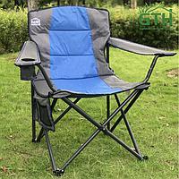 Походные складные кресла Camp Master 300. Нагрузка 150 кг.