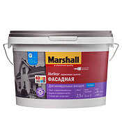 Фасадная силикон-акриловая краска Akrikor для минеральнрых фасадов 2.5