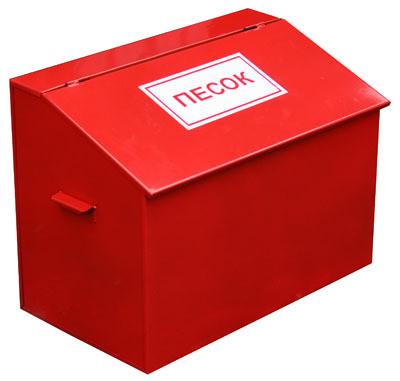 Ящик для песка 0.5 м3 РФ
