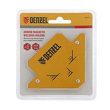 Фиксатор магнитный для сварочных работ, усилие 25LB Denzel арт.97551