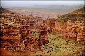 Доставка на Чарынский каньон из Алматы