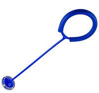 Нейроскакалка «Актив», световые эффекты, цвет синий