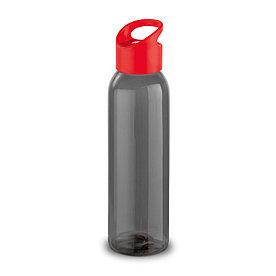 Бутылка для спорта PORTIS, 600 мл, красная