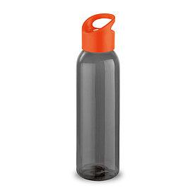 Бутылка для спорта PORTIS, 600 мл, оранжевая