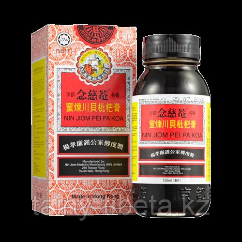 китайский препарат от кашля